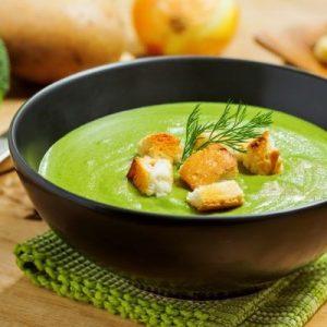 Supa crema de broccoli - cp